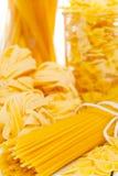 Mixed pasta Royalty Free Stock Image