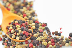 Mixed pepper Royalty Free Stock Photography