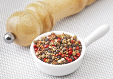 Mixed pepper Royalty Free Stock Photos