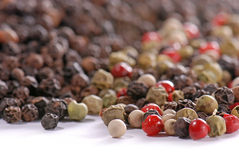 Mixed pepper Royalty Free Stock Photos