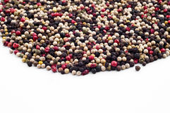 Mixed peppercorn Stock Photo