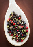 Mixed  Peppercorn Royalty Free Stock Photo