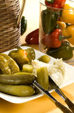 Mixed Pickles Stock Photos
