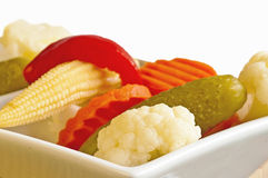 Mixed Pickles Stock Photos