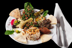 Arabic food. Stock Image