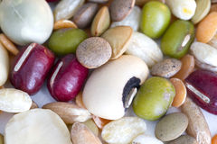 Mixed pulses Royalty Free Stock Photography