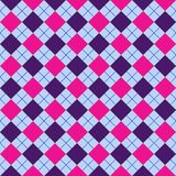Mixed purple sweater texture Royalty Free Stock Photography