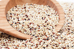 MIxed Quinoa Stock Image