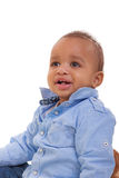 Mixed race baby Royalty Free Stock Photography