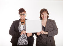 Mixed Race Business Women Royalty Free Stock Photos