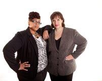 Mixed Race Business Women Stock Photography
