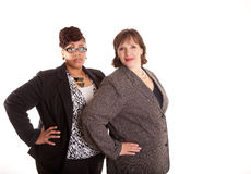Mixed Race Business Women Royalty Free Stock Image