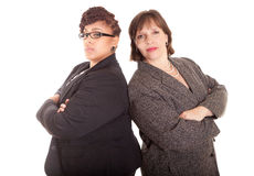 Mixed Race Business Women Stock Image