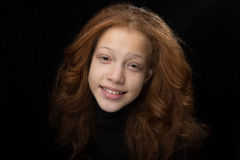 Mixed Race Pre Teen Stock Images
