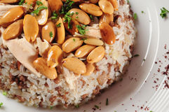 Mixed rice. Royalty Free Stock Images