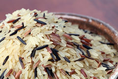 Mixed rice Royalty Free Stock Image