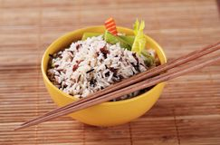 Mixed rice Royalty Free Stock Photos