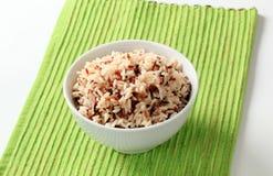 Mixed rice Stock Photos
