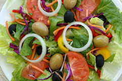 Free Mixed Salad Stock Photography - 1388532