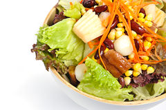 Free Mixed Salad Royalty Free Stock Photography - 20789877