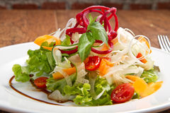 Mixed salad Royalty Free Stock Photography
