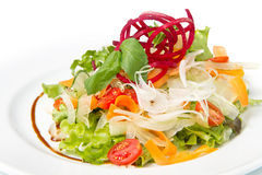 Mixed salad Stock Image