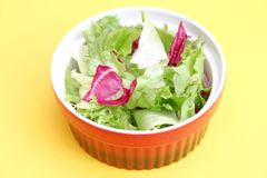 Mixed salad Stock Photos
