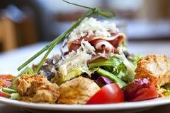 Mixed salad Stock Photography