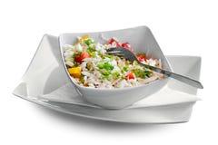 Mixed salad Royalty Free Stock Photo