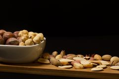 Mixed snack Stock Images