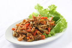 Mixed Sour Vegetables Nyonya Style Stock Photography