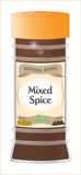 Mixed Spice Royalty Free Stock Image