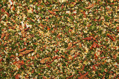 Mixed Spices Texture Royalty Free Stock Photo