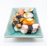 mixed sushi Royalty Free Stock Photography