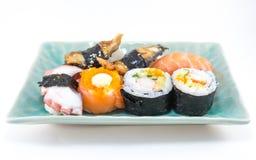 mixed sushi Royalty Free Stock Photos