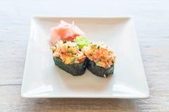 Mixed sushi nigiri Stock Photography