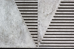 The mixed texture of  wall Royalty Free Stock Image