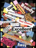 Mixed Up Word Collage Stock Images