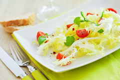 Mixed vegatabele salad Royalty Free Stock Image
