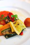 Mixed Vegetable Cuisine Royalty Free Stock Photos
