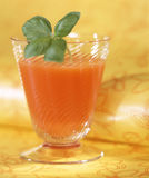 Mixed vegetable juice Royalty Free Stock Photos