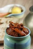 Mixed Vegetable Pickle - An Indian Pickle Royalty Free Stock Images