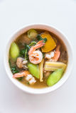 Mixed Vegetable Soup Stock Photos