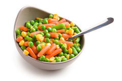 Mixed vegetables Stock Photos