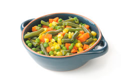 Mixed vegetables Stock Photos