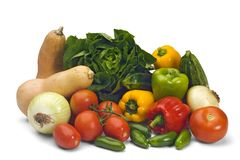 Free Mixed Vegetables Stock Images - 2701994