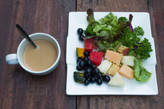 Mixed Vegetables / Salad Stock Photos