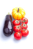Mixed vegetables Royalty Free Stock Photos