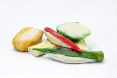 Mixed Yong Tau Foo Stock Image