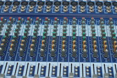 Mixer Royalty Free Stock Photo